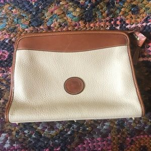 Vintage Dooney & Bourke Purse No Strap